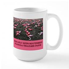"""""""Bird Flu"""" Mug"""