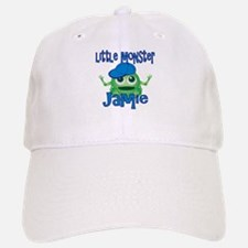 Little Monster Jamie Baseball Baseball Cap
