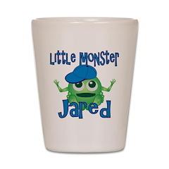 Little Monster Jared Shot Glass