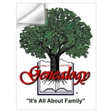 Genealogy Wall Decal