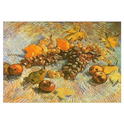 Van Gogh Still Life Canvas Art