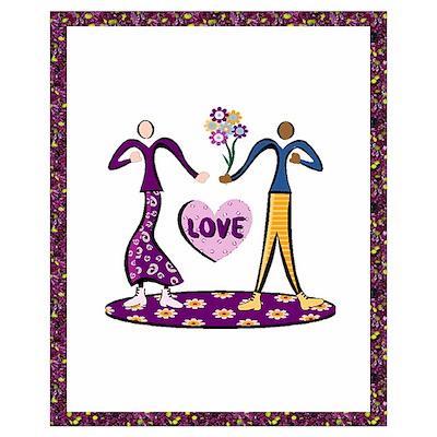 Valentine's Love Poster