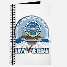 CVN-69 USS Eisenhower Journal