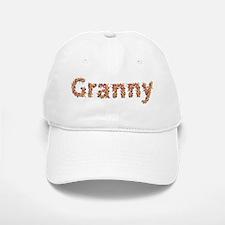 Granny Fiesta Baseball Baseball Cap