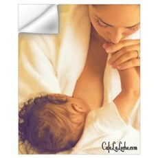 Nursing Mother Wall Decal