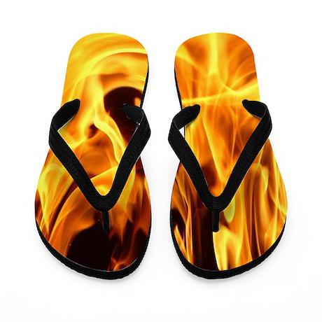 Walk on Fire Flip Flops