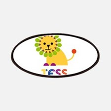 Tess the Lion Patches