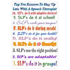 Up Late SLP Top Ten