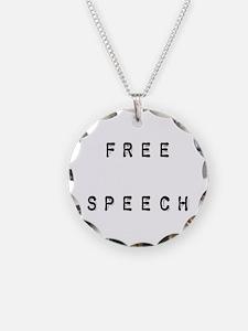 Free Speech Necklace