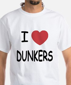 I heart dunkers Shirt