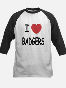 I heart badgers Tee