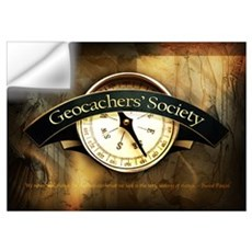 Geocachers' Society Wall Decal