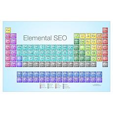 Elemental SEO Poster