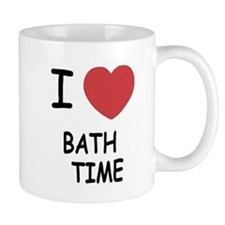 I heart bath time Mug
