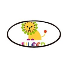 Eileen the Lion Patches