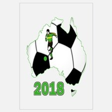 Football World Cup Australia 2018