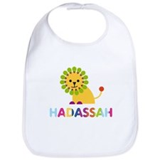 Hadassah the Lion Bib