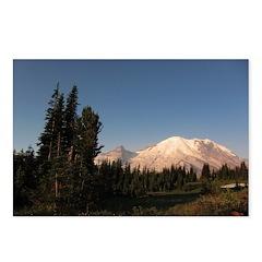 Mount Rainier Postcards (Package of 8)