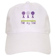 Alzheimers For My Dad Baseball Cap
