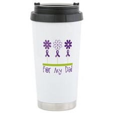 Alzheimers For My Dad Travel Mug