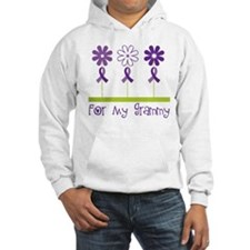 Alzheimers For My Grammy Hoodie