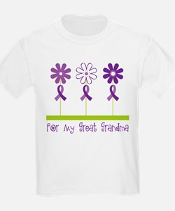 Alzheimers For My Great Grandma T-Shirt