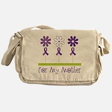 Alzheimers For My Mother Messenger Bag