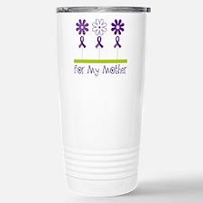 Alzheimers For My Mother Travel Mug