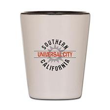 Universal City California Shot Glass