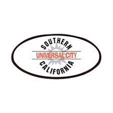 Universal City California Patches