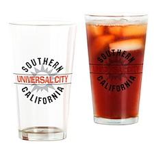 Universal City California Drinking Glass