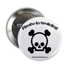 Pirate in training Button
