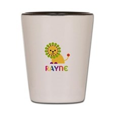 Rayne the Lion Shot Glass
