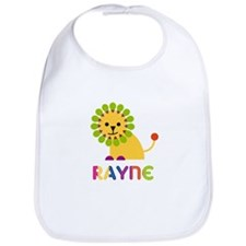 Rayne the Lion Bib
