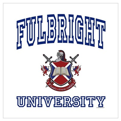 FULBRIGHT University Poster