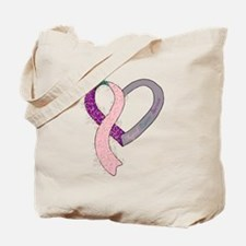 New Awareness Survivor Thyroi Tote Bag