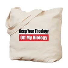 Keep Your Theology Tote Bag