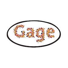 Gage Fiesta Patch