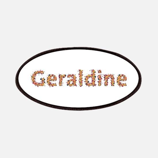 Geraldine Fiesta Patch