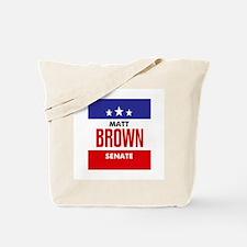 Brown 06 Tote Bag