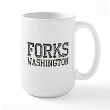 Forks, WA Mug