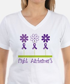 Fight Alzheimers Shirt