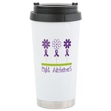 Fight Alzheimers Travel Mug