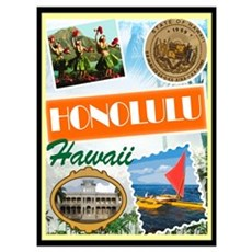 Honolulu Pride Canvas Art