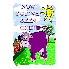 Purple Cow / Farm