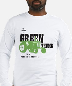 Oliver Green Thumb Long Sleeve T-Shirt