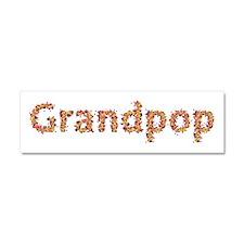Grandpop Fiesta 10x3 Car Magnet