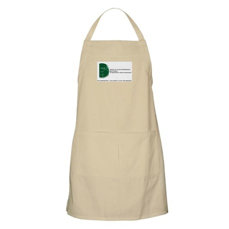 Cooking Chemistry BBQ Apron