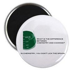 cooking chemistry Magnets
