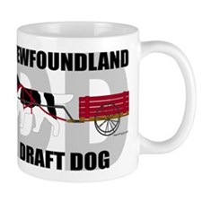 Landseer Draft Dog Mug